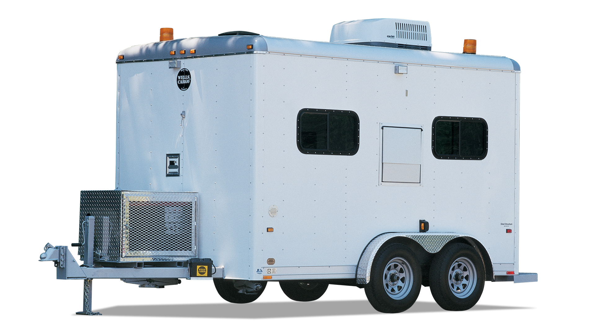 Wells Cargo Home Wiring Your Camper Trailer Fiber Optic